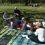 Picknick im Richmond Park